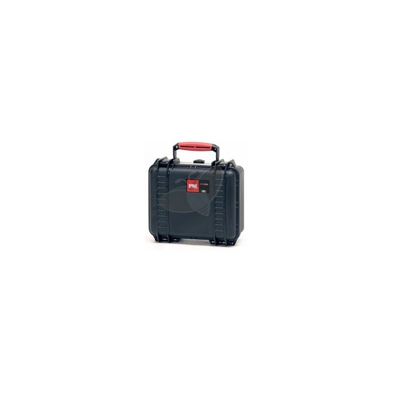 Valise HPRC 2200E noire vide