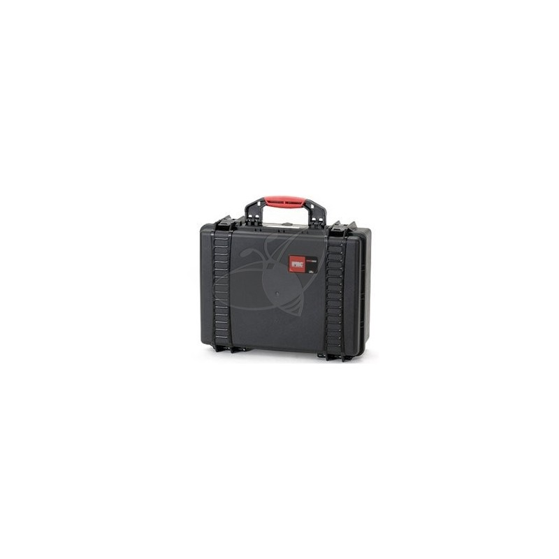 Valise HPRC 2500E noire vide
