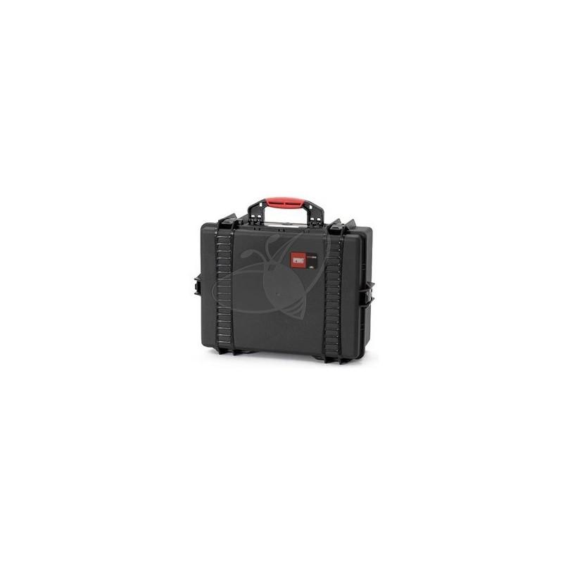 Valise HPRC 2600E noire vide