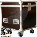 Flight case Malle 600 Vide