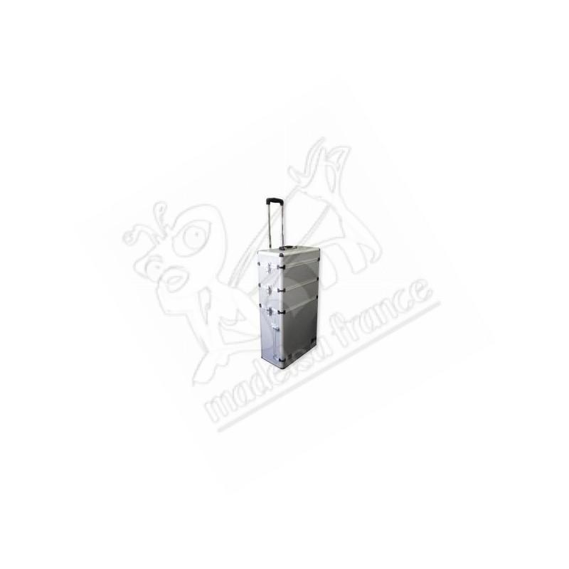 Valises design servante 8394 3 niveaux poign e for Architecture a 3 niveaux