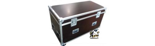 flight cases malle de transport madelsa france. Black Bedroom Furniture Sets. Home Design Ideas