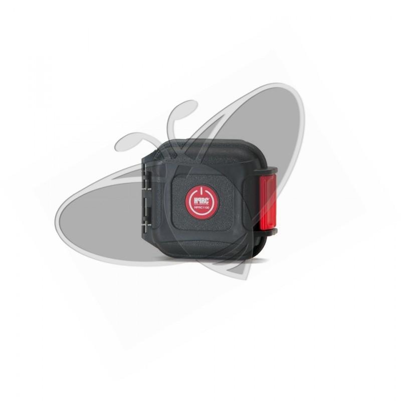 Valise HPRC 1100E noire vide