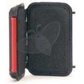 Valise HPRC 1300C noire avec mousse