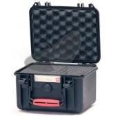Valise HPRC 2250C noire avec mousse