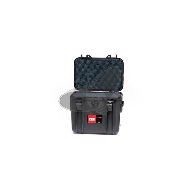 Valise HPRC 4050C noire avec mousse