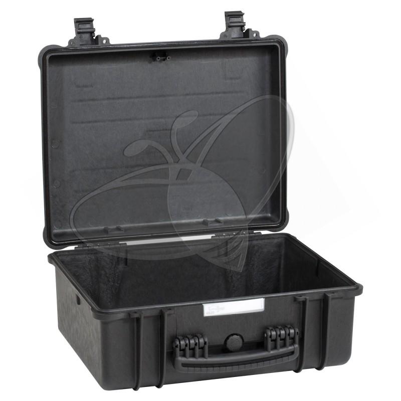 Valise EXPLORER 4820 noire sans mousse