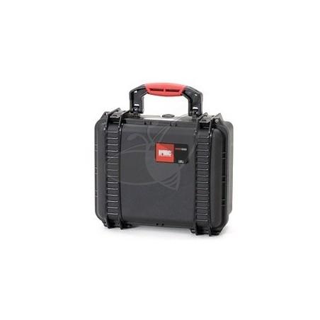 Valise HPRC 2300E noire vide