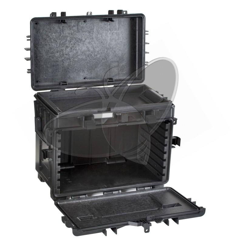 Valise EXPLORER 5140 BTKE.AH avec tiroirs extractibles