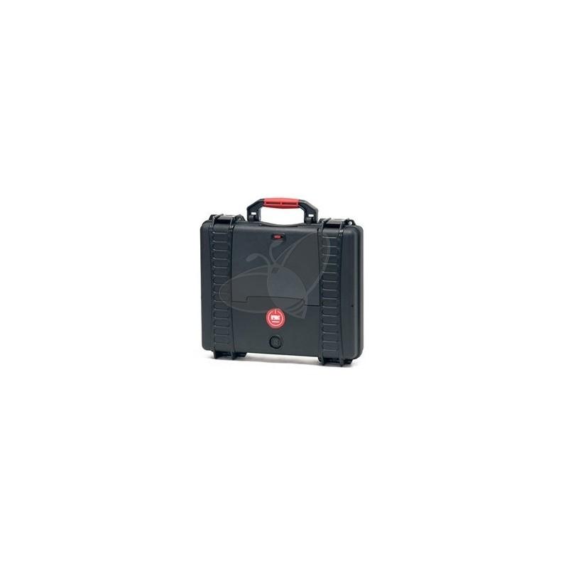 Valise HPRC 2580E noire vide