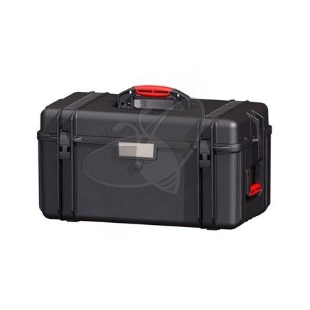 Valise HPRC 4300E noire vide