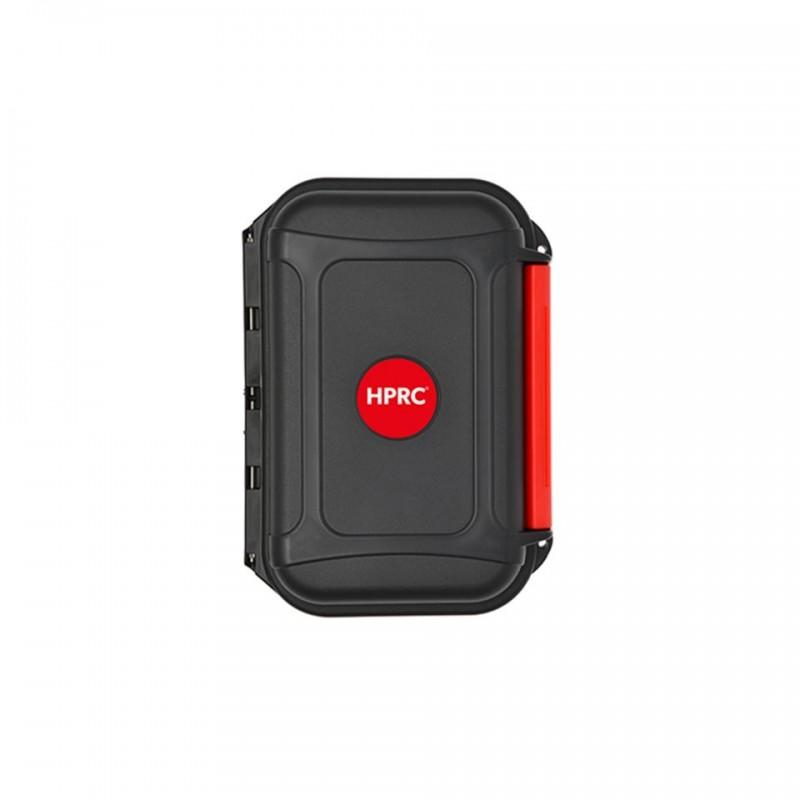 Valise HPRC 1400C noire avec mousse