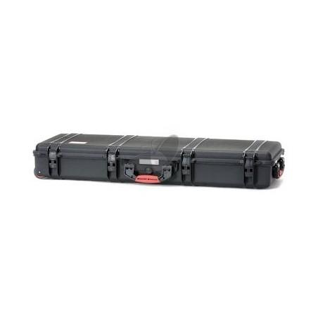 Valise HPRC 5400EW noire vide avec roues