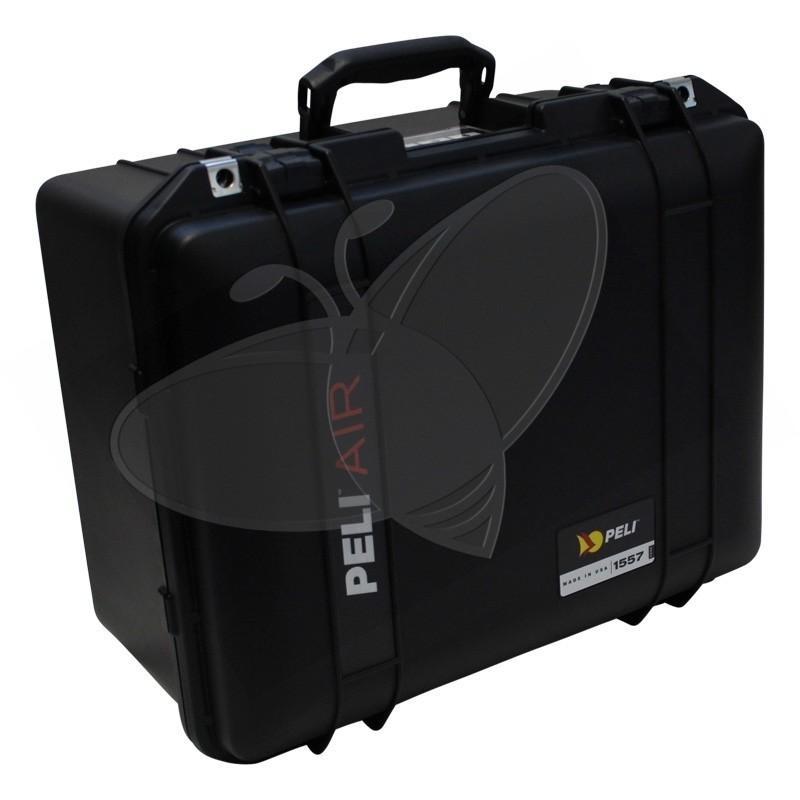Valise Peli Air 1557 avec mousse prédécoupée