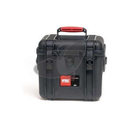 Valise HPRC 4050E noire sans mousse