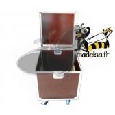 Flight case Malle CC600SM Vide