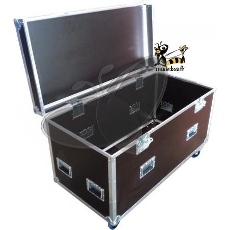 Flight case Malle 1000 Vide