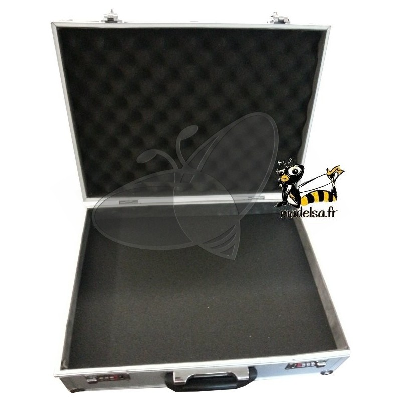 Valise design look aluminium 911 P